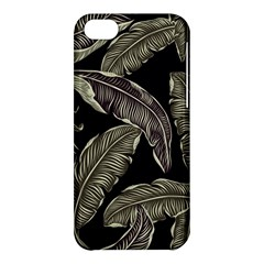 Jungle Leaves Tropical Pattern Apple Iphone 5c Hardshell Case