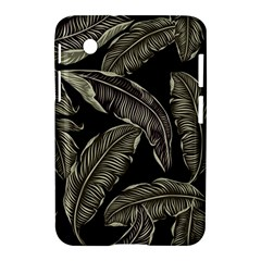 Jungle Leaves Tropical Pattern Samsung Galaxy Tab 2 (7 ) P3100 Hardshell Case