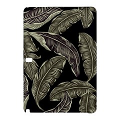 Jungle Leaves Tropical Pattern Samsung Galaxy Tab Pro 10 1 Hardshell Case