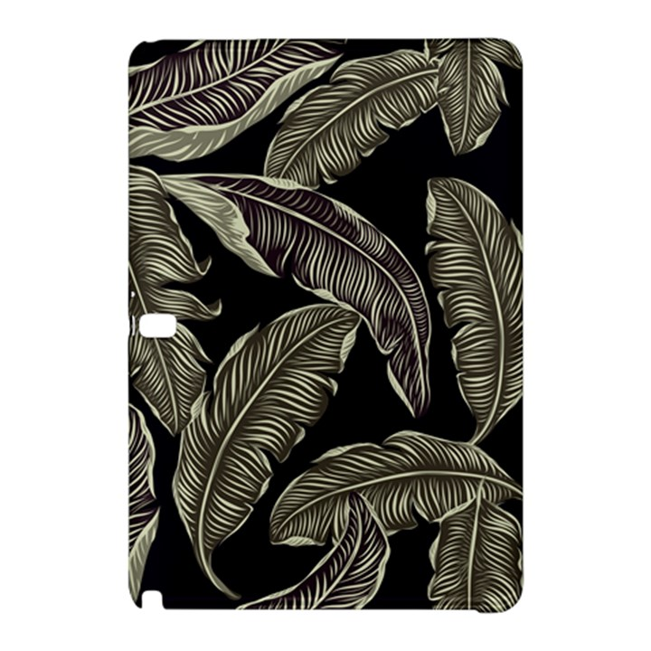 Jungle Leaves Tropical Pattern Samsung Galaxy Tab Pro 10.1 Hardshell Case