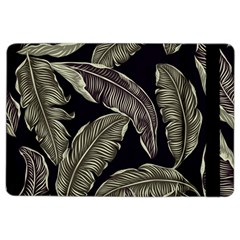 Jungle Leaves Tropical Pattern Ipad Air 2 Flip
