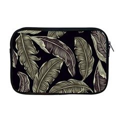 Jungle Leaves Tropical Pattern Apple Macbook Pro 17  Zipper Case
