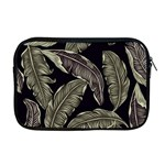 Jungle Leaves Tropical Pattern Apple MacBook Pro 17  Zipper Case Front