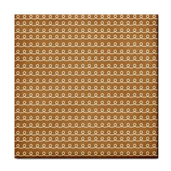 Gingerbread Christmas Tile Coasters by Alisyart