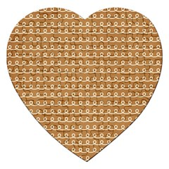 Gingerbread Christmas Jigsaw Puzzle (Heart)