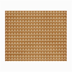 Gingerbread Christmas Small Glasses Cloth
