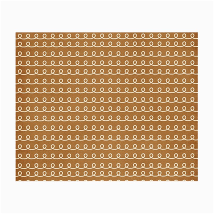 Gingerbread Christmas Small Glasses Cloth (2-Side)