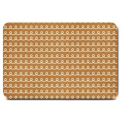 Gingerbread Christmas Large Doormat