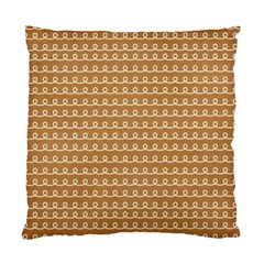Gingerbread Christmas Standard Cushion Case (Two Sides)