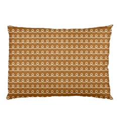 Gingerbread Christmas Pillow Case
