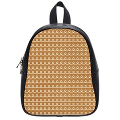 Gingerbread Christmas School Bag (Small)