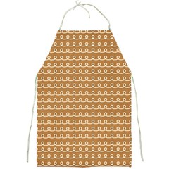 Gingerbread Christmas Full Print Aprons