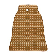 Gingerbread Christmas Ornament (Bell)