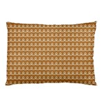 Gingerbread Christmas Pillow Case (Two Sides) Front