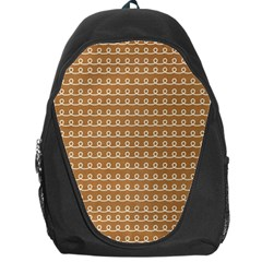 Gingerbread Christmas Backpack Bag