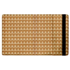 Gingerbread Christmas Apple iPad 3/4 Flip Case
