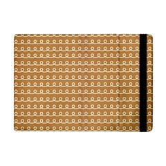 Gingerbread Christmas Apple iPad Mini Flip Case