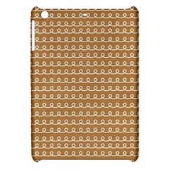Gingerbread Christmas Apple iPad Mini Hardshell Case