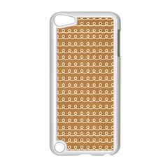 Gingerbread Christmas Apple iPod Touch 5 Case (White)
