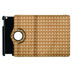 Gingerbread Christmas Apple iPad 2 Flip 360 Case