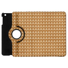 Gingerbread Christmas Apple iPad Mini Flip 360 Case