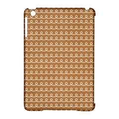 Gingerbread Christmas Apple iPad Mini Hardshell Case (Compatible with Smart Cover)
