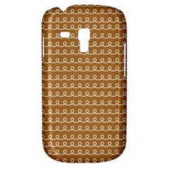Gingerbread Christmas Samsung Galaxy S3 MINI I8190 Hardshell Case
