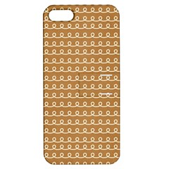 Gingerbread Christmas Apple iPhone 5 Hardshell Case with Stand