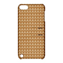 Gingerbread Christmas Apple iPod Touch 5 Hardshell Case with Stand