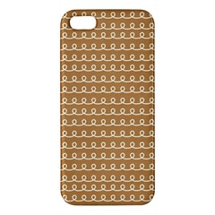 Gingerbread Christmas Apple iPhone 5 Premium Hardshell Case