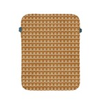 Gingerbread Christmas Apple iPad 2/3/4 Protective Soft Cases Front