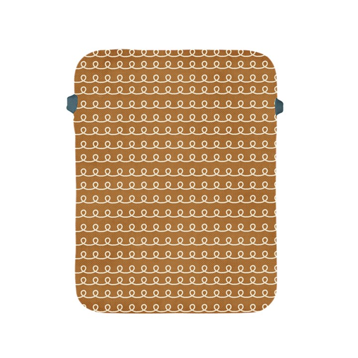 Gingerbread Christmas Apple iPad 2/3/4 Protective Soft Cases