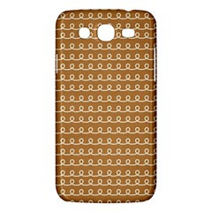 Gingerbread Christmas Samsung Galaxy Mega 5.8 I9152 Hardshell Case
