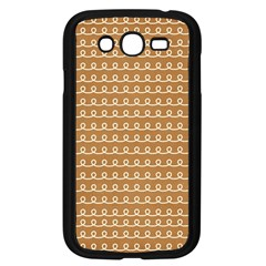 Gingerbread Christmas Samsung Galaxy Grand DUOS I9082 Case (Black)