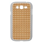Gingerbread Christmas Samsung Galaxy Grand DUOS I9082 Case (White) Front