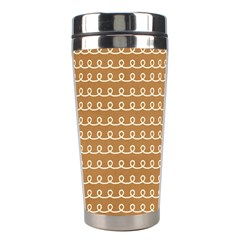 Gingerbread Christmas Stainless Steel Travel Tumblers