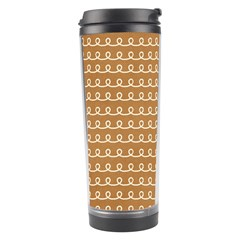 Gingerbread Christmas Travel Tumbler
