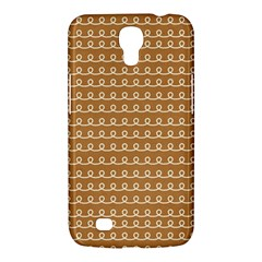 Gingerbread Christmas Samsung Galaxy Mega 6.3  I9200 Hardshell Case