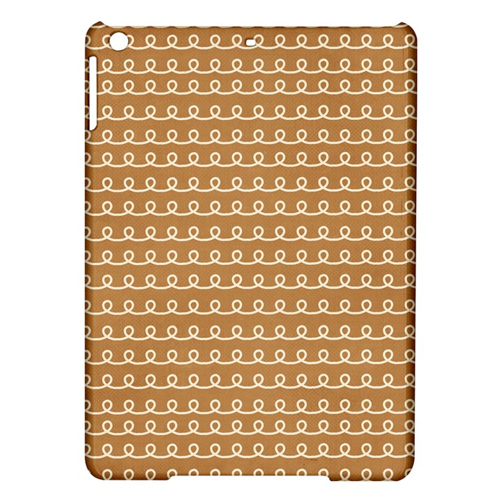 Gingerbread Christmas iPad Air Hardshell Cases