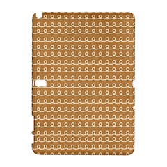 Gingerbread Christmas Samsung Galaxy Note 10.1 (P600) Hardshell Case