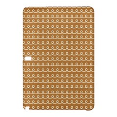Gingerbread Christmas Samsung Galaxy Tab Pro 10.1 Hardshell Case