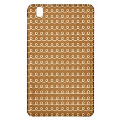 Gingerbread Christmas Samsung Galaxy Tab Pro 8.4 Hardshell Case
