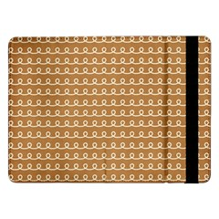 Gingerbread Christmas Samsung Galaxy Tab Pro 12.2  Flip Case