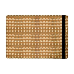 Gingerbread Christmas iPad Mini 2 Flip Cases