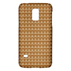 Gingerbread Christmas Samsung Galaxy S5 Mini Hardshell Case