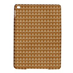 Gingerbread Christmas iPad Air 2 Hardshell Cases
