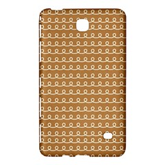 Gingerbread Christmas Samsung Galaxy Tab 4 (8 ) Hardshell Case