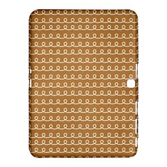 Gingerbread Christmas Samsung Galaxy Tab 4 (10.1 ) Hardshell Case