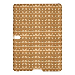 Gingerbread Christmas Samsung Galaxy Tab S (10.5 ) Hardshell Case