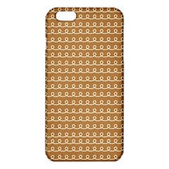Gingerbread Christmas iPhone 6 Plus/6S Plus TPU Case